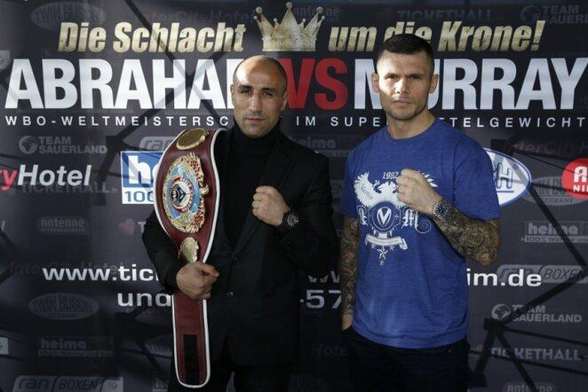 """Per """"Viasat Sport Baltic"""" – aukščiausio lygio boksas"""