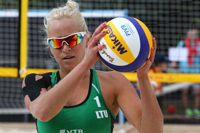 Irina Zobnina | FIVB nuotr.