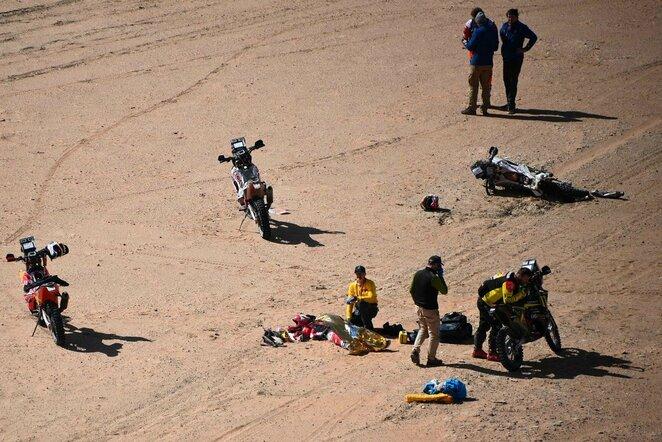 Dakaro tragedija | Scanpix nuotr.
