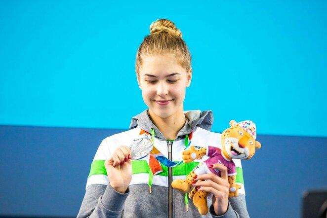 Šeštoji jaunimo olimpinių žaidynių diena | Kipro Štreimikio nuotr.