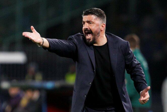 Gennaro Gattuso | Scanpix nuotr.
