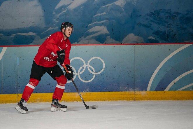 Ugnius Čižas | hockey.lt nuotr.
