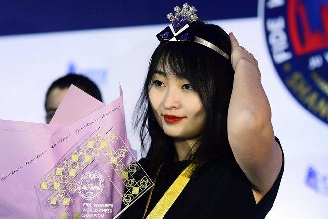 Wenjun Ju | Scanpix nuotr.