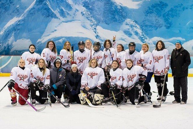 """Hockey Stars"" komanda | hockey.lt nuotr."