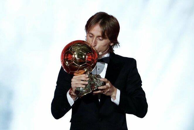 """Ballon d'Or"" apdovanojimų ceremonija   Scanpix nuotr."