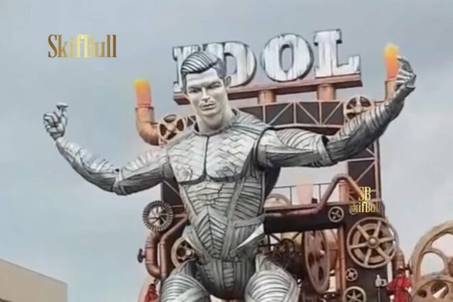 Viaredžo karnavalas   Youtube.com nuotr.