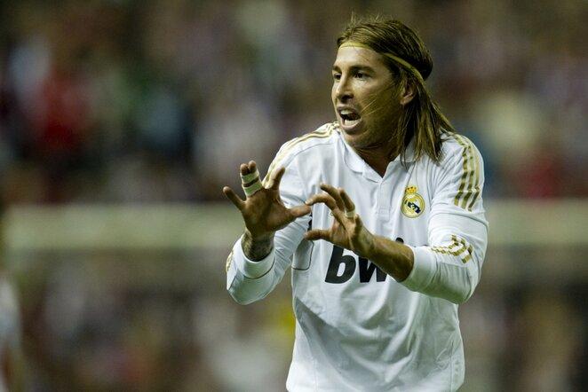 Sergio Ramos | AP/Scanpix nuotr.