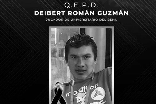 Deibertas Romanas Guzmanas   Organizatorių nuotr.
