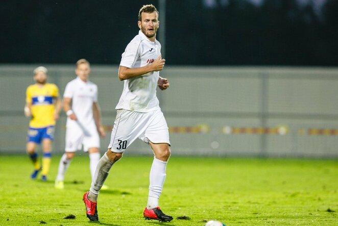 Rungtynių akimirka | Eriko Ovčarenko / BNS foto nuotr.