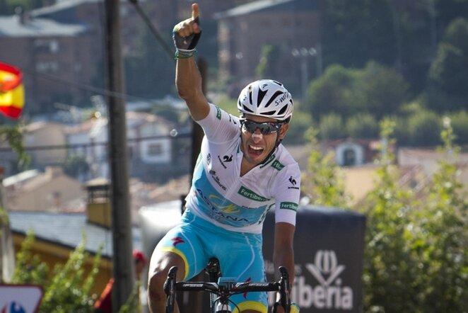 Fabio Aru | AFP/Scanpix nuotr.