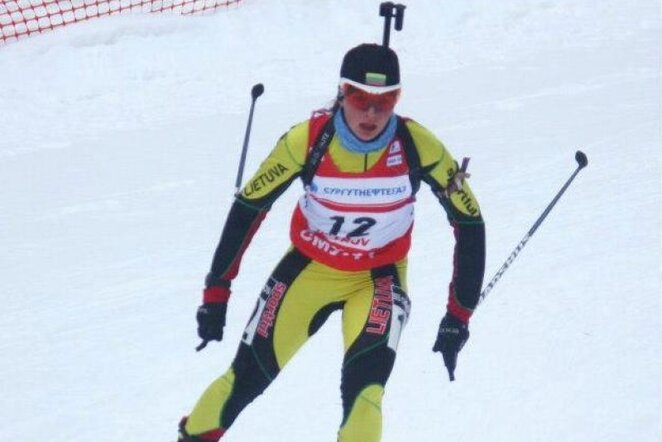 Karolina Banel | Lietuvos biatlono federacijos nuotr.