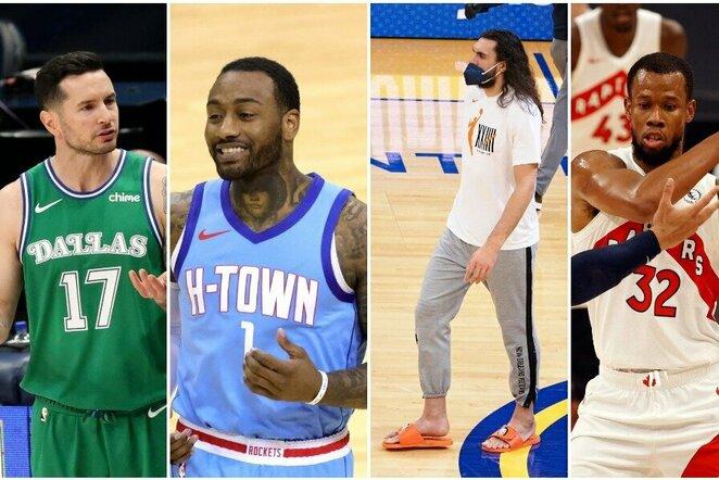 Labiausiai pervertinti šio sezono NBA krepšininkai   Scanpix nuotr.