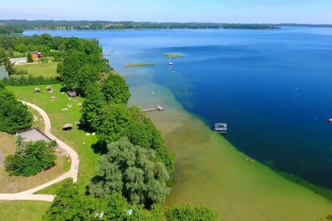 Sudeikiuose baigėsi Lietuvos atviro vandens plaukimo čempionatas | Organizatorių nuotr.