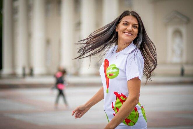Besiruošiant maratonui: kaip išsirinkti sporto drabužius ir kodėl svarbu atkreipti dėmesį į jų tvarumą? | Organizatorių nuotr.