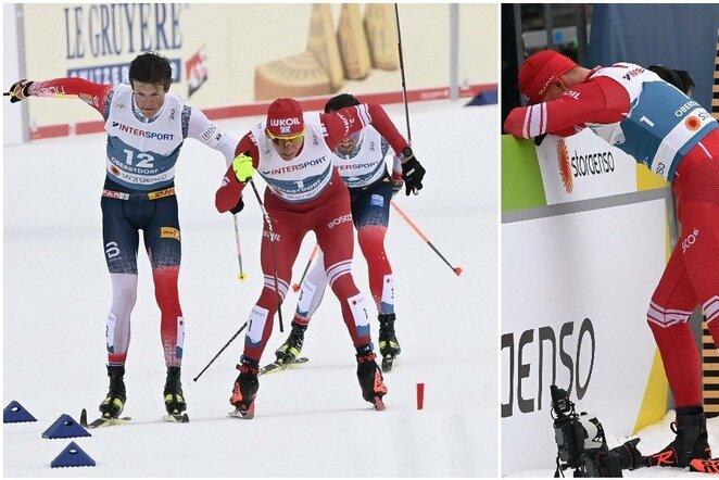 Pasaulio slidinėjimo čempionato finišas | Scanpix nuotr.