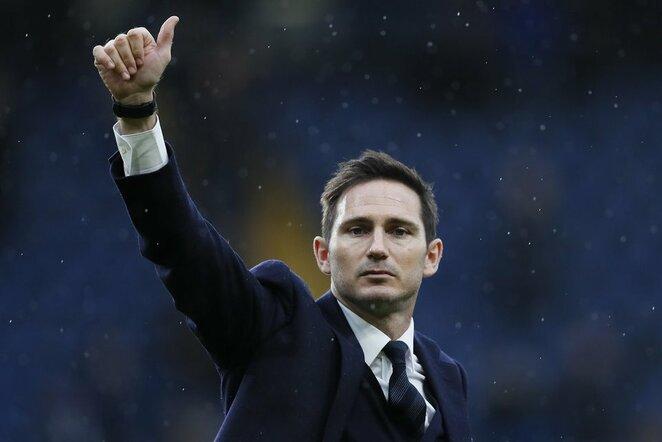 Frankas Lampardas | Scanpix nuotr.