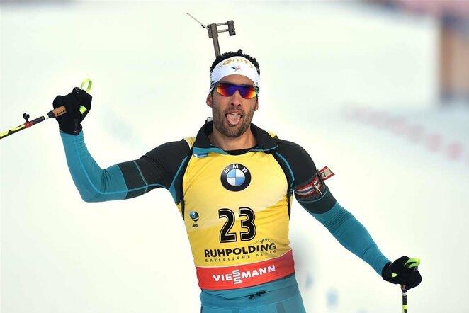 Vyrų 20 km lenktynės | Scanpix nuotr.