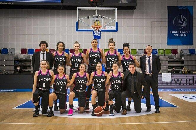 ASVEL | FIBA nuotr.
