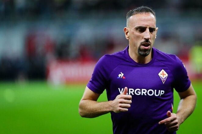 Frankas Ribery | Scanpix nuotr.
