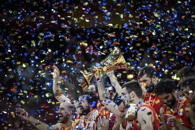 Ispanijos rinktinė | FIBA nuotr.