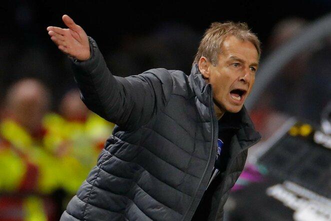 Jurgenas Klinsmannas | Scanpix nuotr.