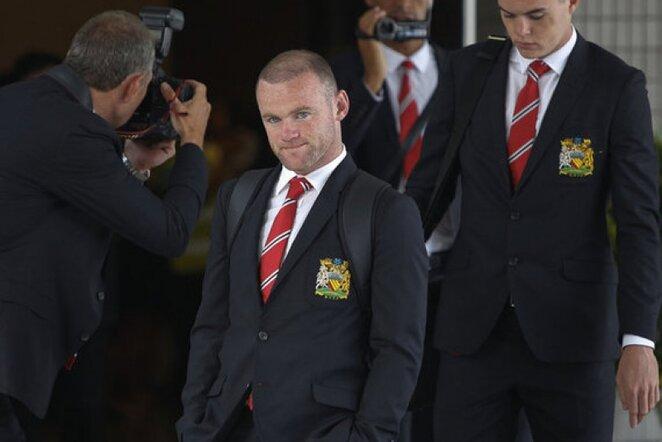 Wayne'as Rooney   Reuters/Scanpix nuotr.