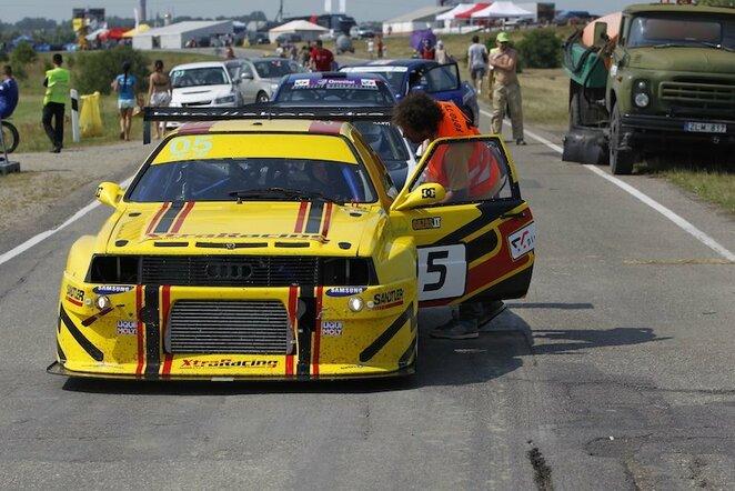 Autosportas   Algimanto Brazaičio nuotr.
