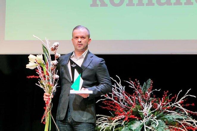 Darius Gurskis | Organizatorių nuotr.