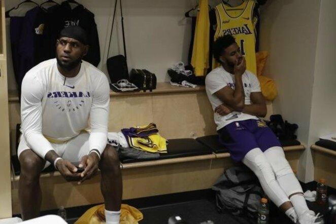 Lakers   Scanpix nuotr.