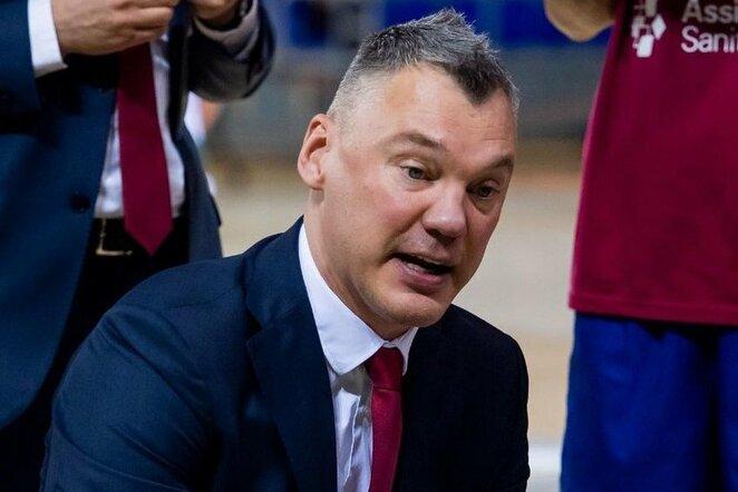Šarūnas Jasikevičius | Organizatorių nuotr.