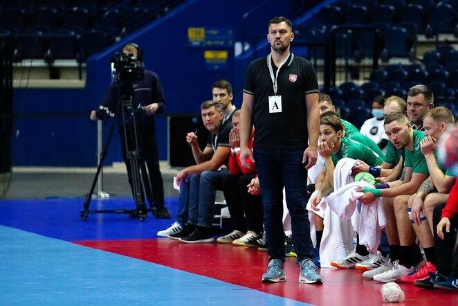 Lietuva – Portugalija rungtynių akimirka | Sportas.lt/Tito Pacausko nuotr.