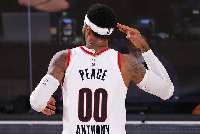 Carmelo Anthony | Scanpix nuotr.
