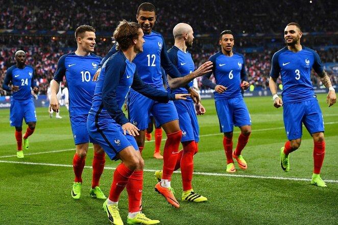 Prancūzijos rinktinė | Scanpix nuotr.