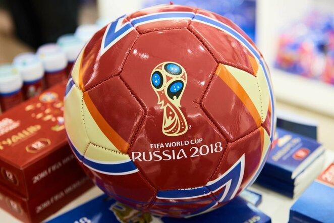 Pasaulio čempionatas Rusijoje | Scanpix nuotr.
