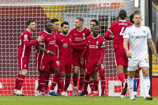 """Liverpool"" | Scanpix nuotr."