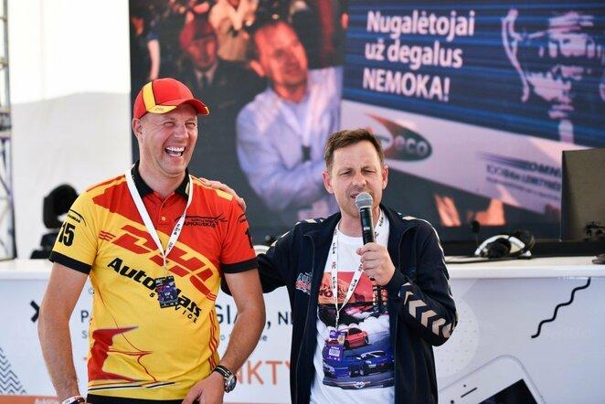 Prisiminė įstabią lenktynių 20 metų istoriją   Vytauto Pilkausko nuotr.