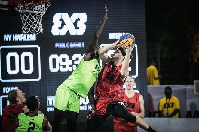 Žygimantas Skučas | FIBA nuotr.