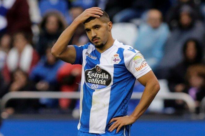 """""""Deportivo"""" ekipos rungtynės   Scanpix nuotr."""