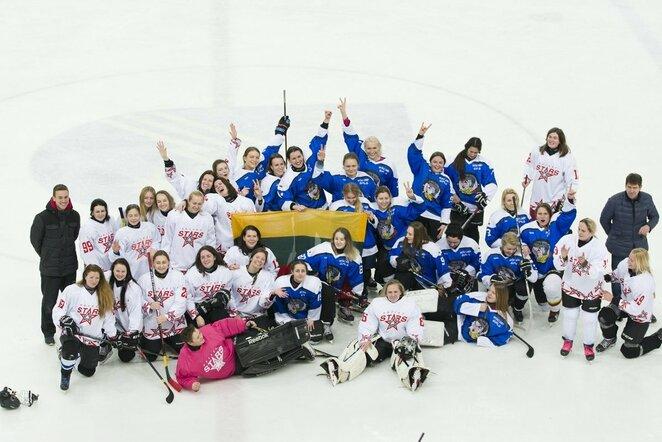 Moterų ledo ritulys   hockey.lt nuotr.