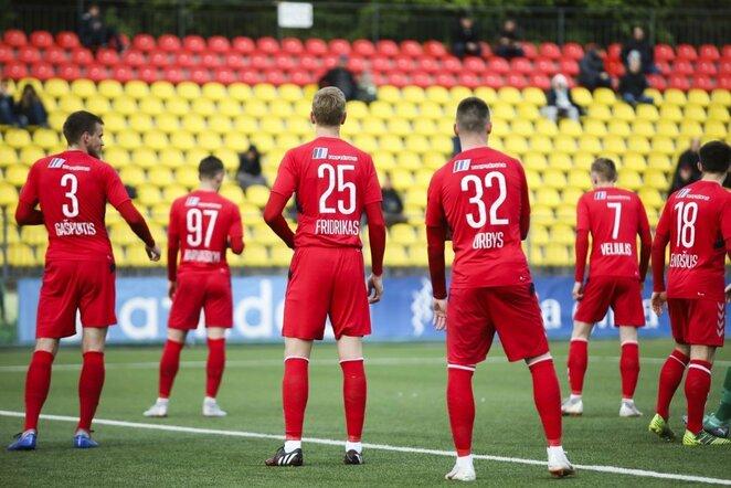Rungtynių akimirka | Luko Balandžio / BNS foto nuotr.
