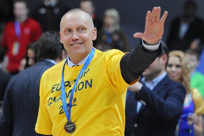 Rimas Kurtinaitis   RIA Novosti/Scanpix nuotr.