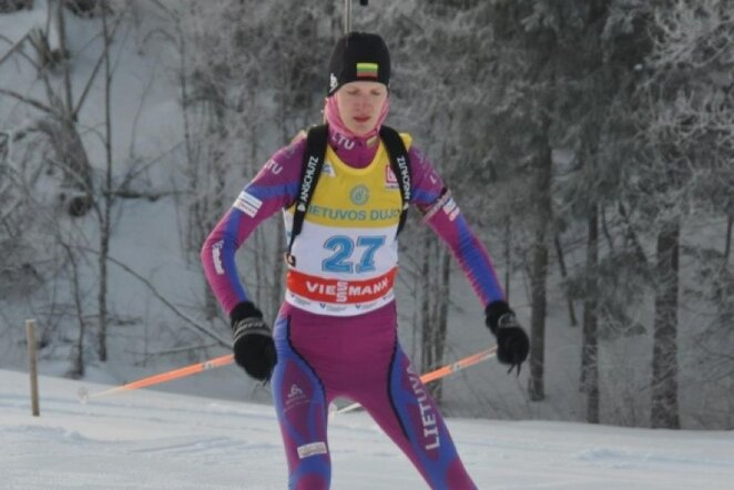 Gabrielė Leščinskaitė   LBF nuotr.