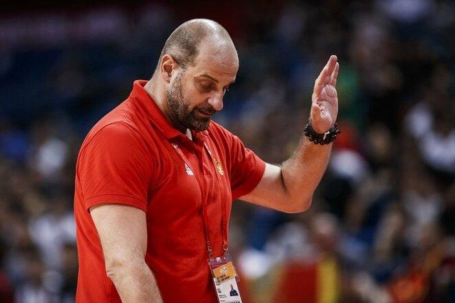 Zvezdanas Mitrovičius   FIBA nuotr.