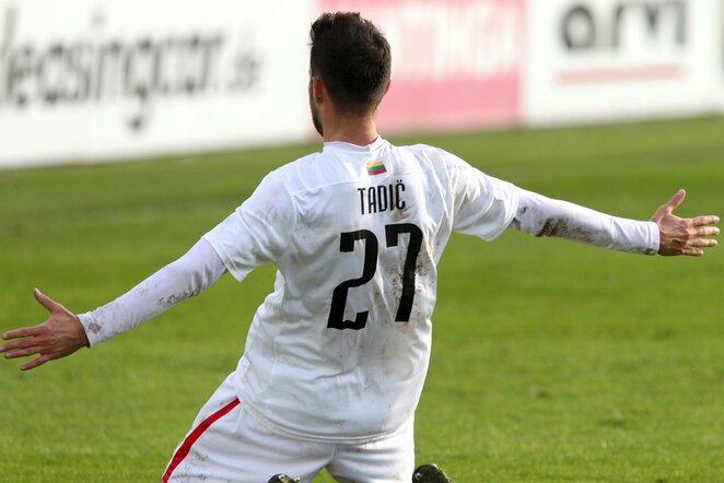 Josipas Tadičius | Evaldo Šemioto nuotr.