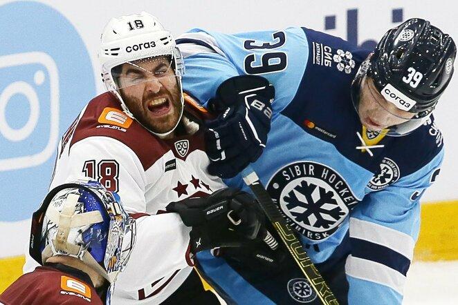 KHL rungtynės | Scanpix nuotr.