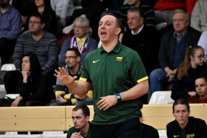 Mantas Šernius | FIBA nuotr.