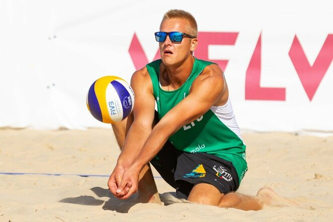 Lukas Každailis | FIVB nuotr.