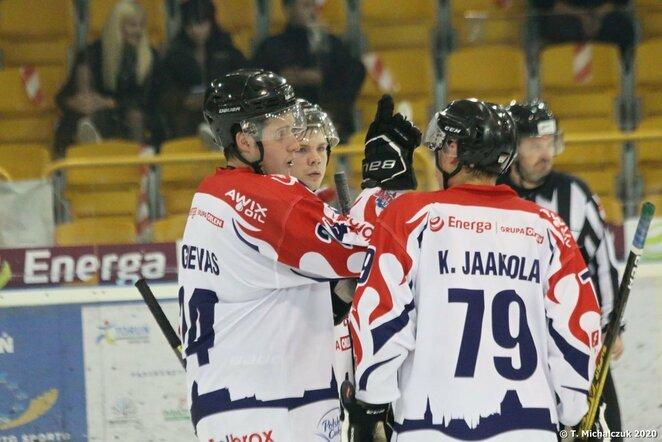 Kostas Gusevas | hockey.lt nuotr.