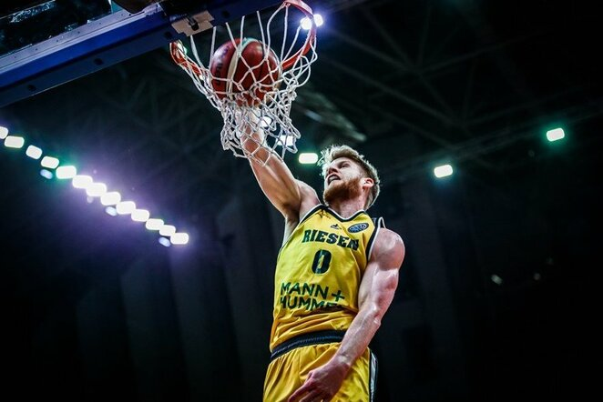 Thomas Walkupas | FIBA nuotr.