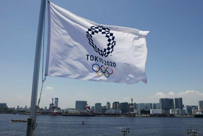 Tokijo olimpiada | Scanpix nuotr.